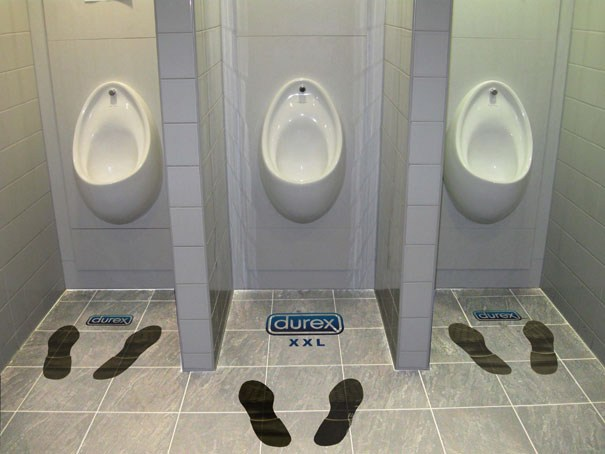 campaña street marketing durex
