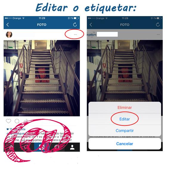 truco instagram editar
